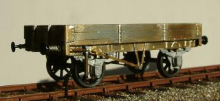 GWR & SR Wagon