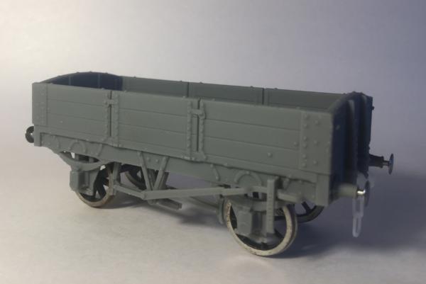 LMS Wagon